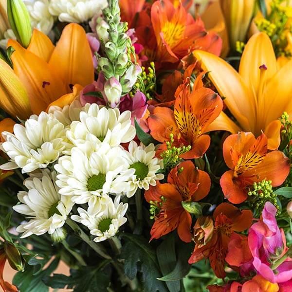לה ולי פרחים - זר חגיגת האביב