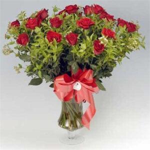 לה ולי פרחים - תשוקה אדומה