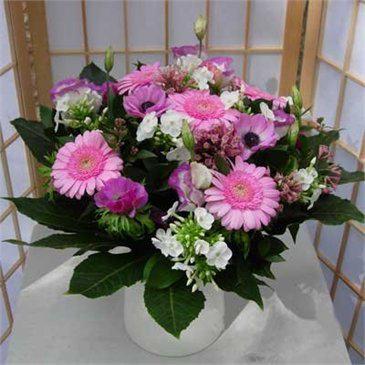 חלום ורוד - לה ולי פרחים