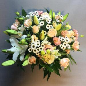 זר אוריינטלי - לה ולי פרחים