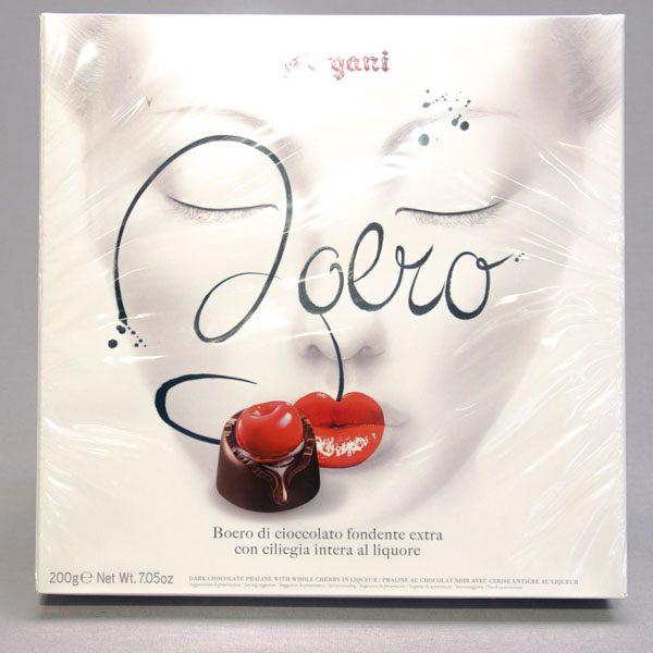 לה ולי פרחים - שוקולדים -פרלינים שוקולד מריר ודובדבן מתוק