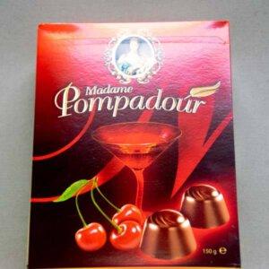 שוקולד מריר ממולא דובדבן וברנדי