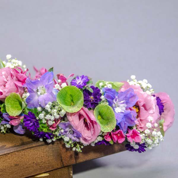 כתר בת מצווש - לה ולי פרחים