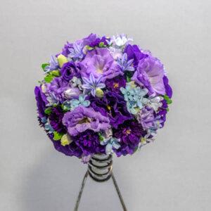 לה ולי פרחים - זר כלה חגיגת לילך