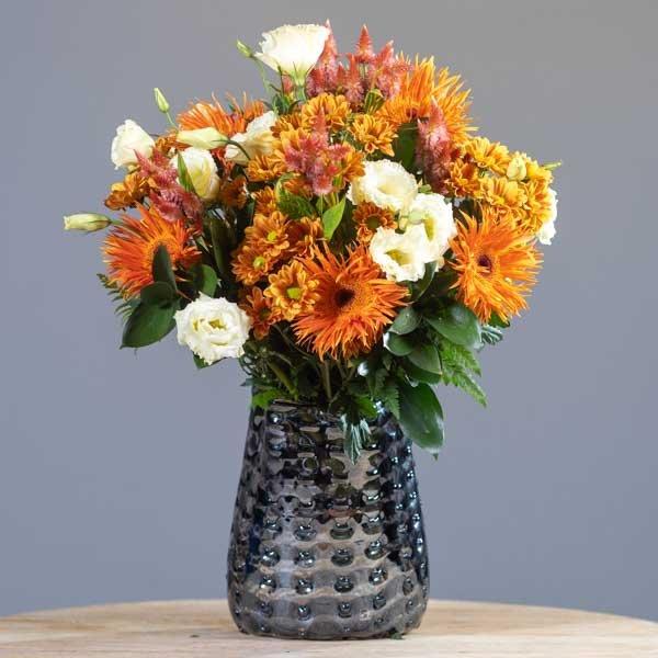 לה ולי פרחים - ספיידר כתום - משלוחי פרחים בחיפה