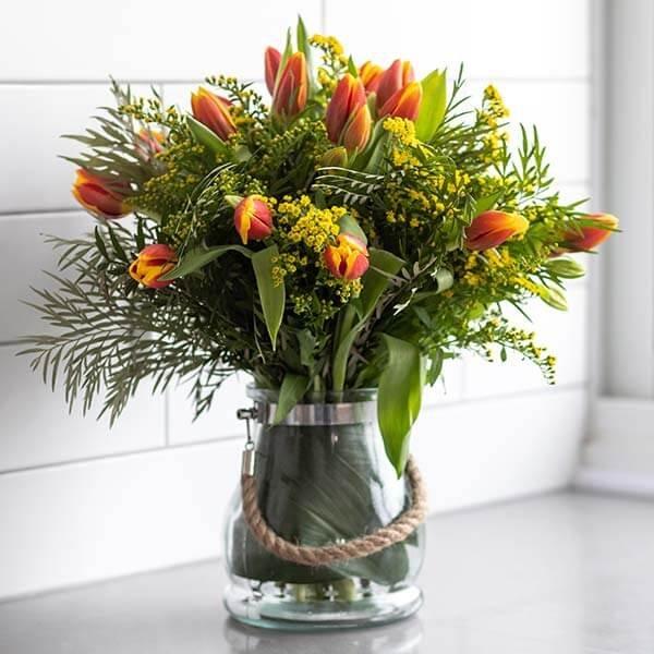 לה ולי פרחים - טוליפים הולנדים - משלוחי פרחים בחיפה