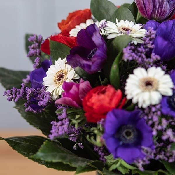 לה ולי פרחים - זוהר הכלנית - משלוחי פרחים בחיפה