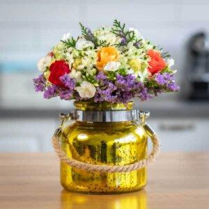 לה ולי פרחים - כפרי קוקט