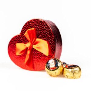 לה ולי פרחים - שוקולד מוצרט