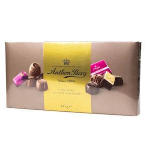 לה ולי פרחים - אנטון ברג פרליני שוקולד ממולאים