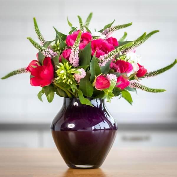 לה ולי פרחים - קוקט צרפתי - משלוח פרחים בחיפה