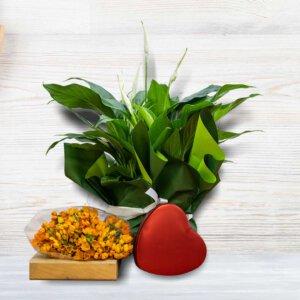 לה ולי פרחים - מארז אהבה גדולה