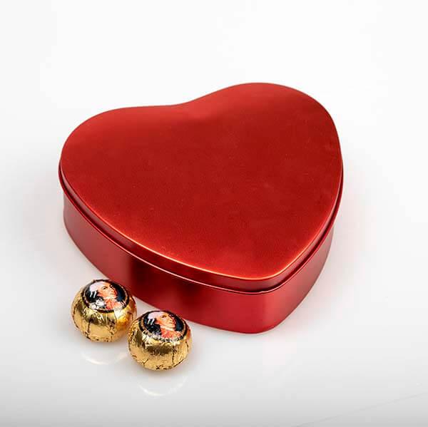 לה ולי פרחים - שוקולד מוצרט כמות כפולה