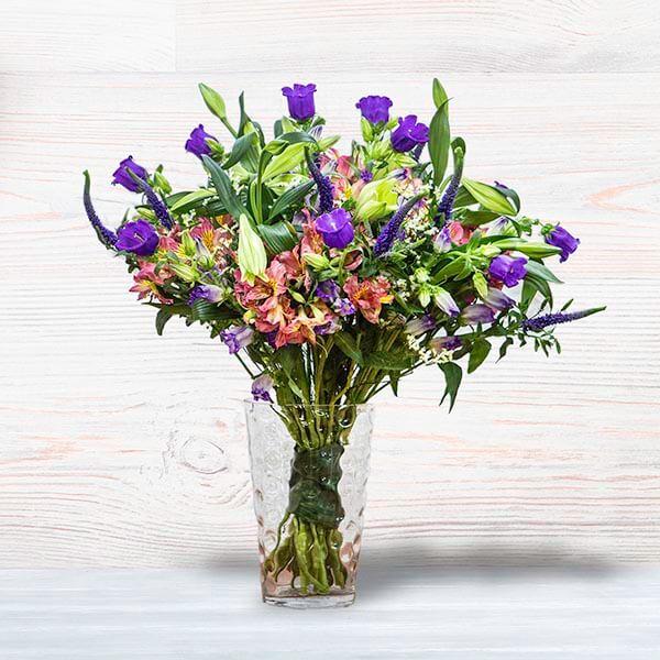 לה ולי פרחים - פעמוני פסח