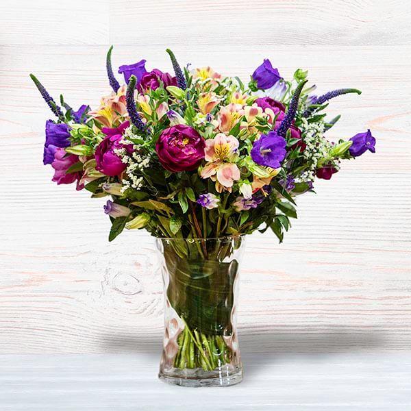 לה ולי פרחים - פיאוני עליזה