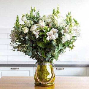 לה ולי פרחים - חלום לבן